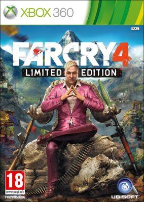 Copertina del gioco Far Cry 4 per Xbox 360