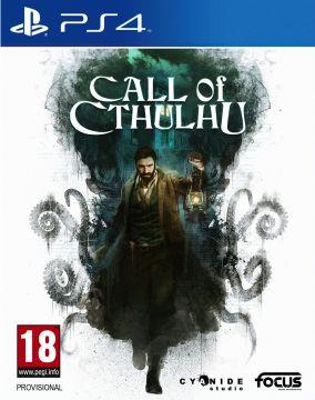 Immagine della copertina del gioco Call of Cthulhu per PlayStation 4