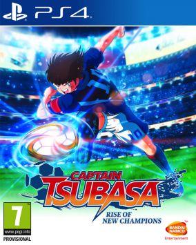 Copertina del gioco Captain Tsubasa: Rise of New Champions per PlayStation 4