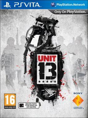 Copertina del gioco Unit 13 per PSVITA