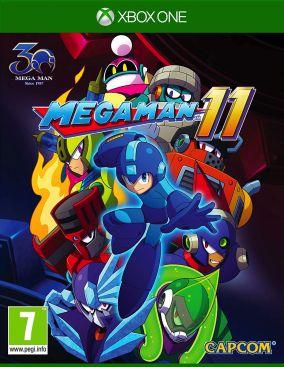 Immagine della copertina del gioco Mega Man 11 per Xbox One