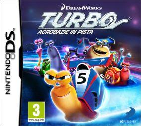 Copertina del gioco Turbo Acrobazie in pista per Nintendo DS