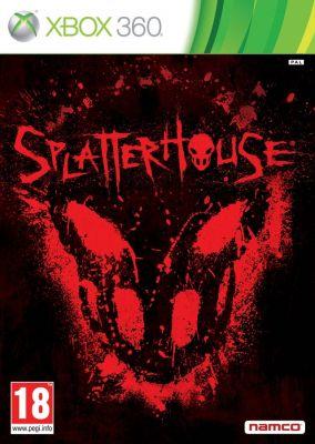 Copertina del gioco Splatterhouse per Xbox 360