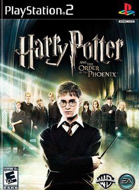 Immagine della copertina del gioco Harry Potter e l'Ordine della Fenice per PlayStation 2