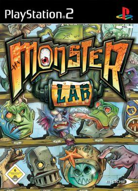 Immagine della copertina del gioco Monster Lab per PlayStation 2