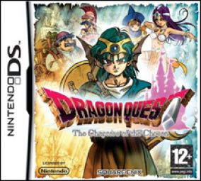 Immagine della copertina del gioco Dragon Quest: Le cronache dei Prescelti per Nintendo DS