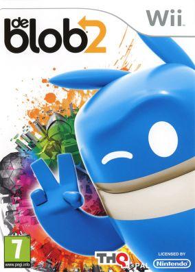 Immagine della copertina del gioco de Blob 2 per Nintendo Wii