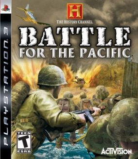 Copertina del gioco History Channel: Battle for the Pacific per PlayStation 3