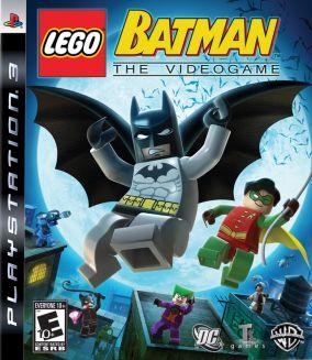 Copertina del gioco LEGO Batman: Il Videogioco per PlayStation 3