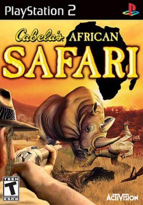 Immagine della copertina del gioco Cabela's African Safari per PlayStation 2