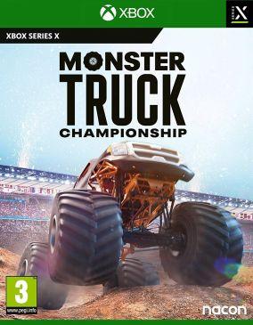 Copertina del gioco Monster Truck Championship per Xbox Series X