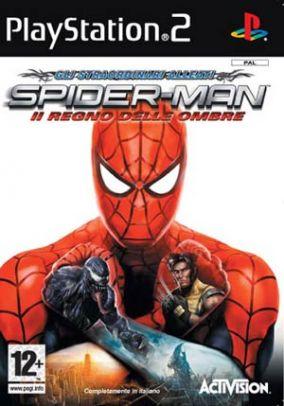 Immagine della copertina del gioco Spider-Man: Il Regno delle Ombre per PlayStation 2