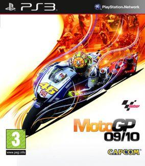 Immagine della copertina del gioco Moto GP 09/10  per PlayStation 3