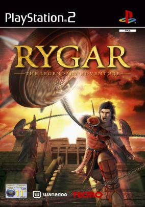 Copertina del gioco Rygar per PlayStation 2