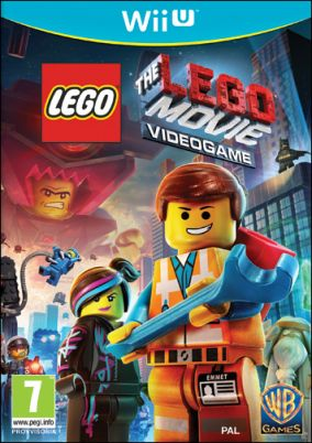 Immagine della copertina del gioco The LEGO Movie Videogame per Nintendo Wii U
