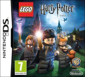 Immagine della copertina del gioco LEGO Harry Potter: Anni 1-4 per Nintendo DS