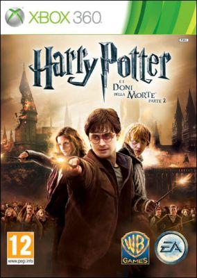 Copertina del gioco Harry Potter e i Doni della Morte: Parte 2 Il Videogame per Xbox 360