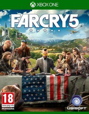 Immagine della copertina del gioco Far Cry 5 per Xbox One