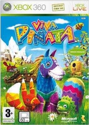 Immagine della copertina del gioco Viva Pinata per Xbox 360