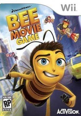 Immagine della copertina del gioco Bee movie game per Nintendo Wii