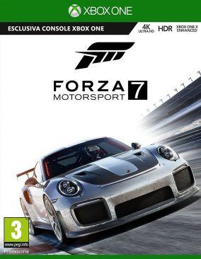 Immagine della copertina del gioco Forza Motorsport 7 per Xbox One