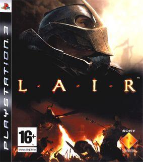 Copertina del gioco Lair per PlayStation 3