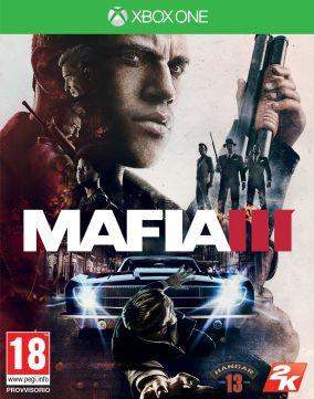 Immagine della copertina del gioco Mafia III per Xbox One