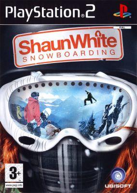 Immagine della copertina del gioco Shaun White Snowboarding per PlayStation 2