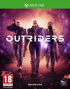Copertina del gioco Outriders per Xbox One