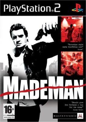 Copertina del gioco Made Man per PlayStation 2