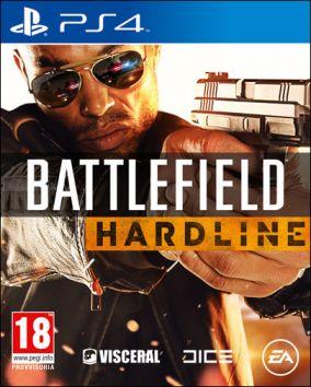 Immagine della copertina del gioco Battlefield Hardline per PlayStation 4
