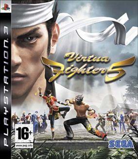 Immagine della copertina del gioco Virtua Fighter 5 per PlayStation 3