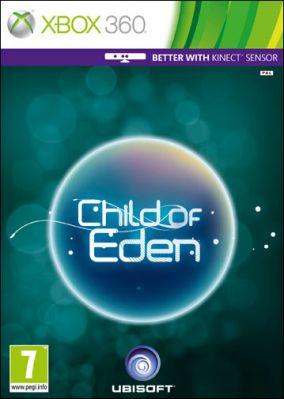 Copertina del gioco Child of Eden per Xbox 360