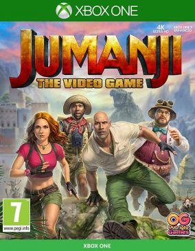 Copertina del gioco Jumanji: Il Videogioco per Xbox One
