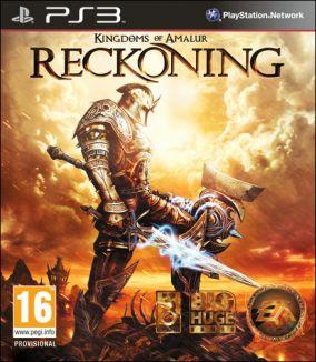 Copertina del gioco Kingdoms of Amalur: Reckoning per PlayStation 3