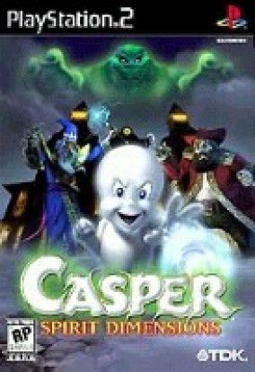 Copertina del gioco Casper Spirit dimension per PlayStation 2