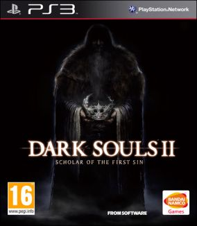 Copertina del gioco Dark Souls II: Scholar of the First Sin per PlayStation 3