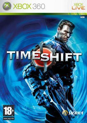 Copertina del gioco TimeShift per Xbox 360