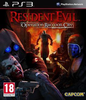 Immagine della copertina del gioco Resident Evil: Operation Raccoon City per PlayStation 3