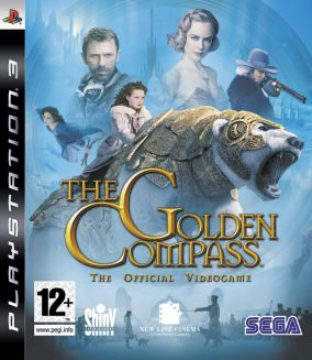 Immagine della copertina del gioco La Bussola d'Oro per PlayStation 3