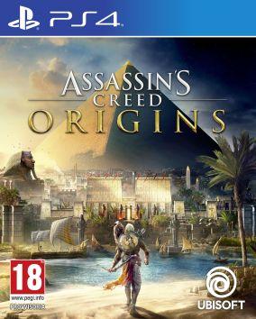 Immagine della copertina del gioco Assassin's Creed: Origins per Playstation 4
