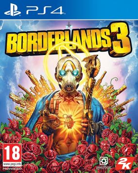 Copertina del gioco Borderlands 3 per PlayStation 4
