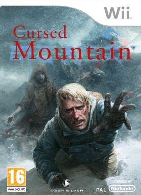 Immagine della copertina del gioco Cursed Mountain per Nintendo Wii
