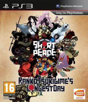Immagine della copertina del gioco SHORT PEACE: Ranko Tsukigime's Longest Day per PlayStation 3