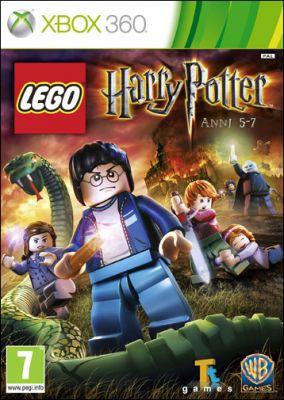 Copertina del gioco LEGO Harry Potter: Anni 5-7 per Xbox 360