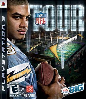Copertina del gioco NFL Tour per PlayStation 3