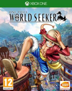 Copertina del gioco One Piece: World Seeker per Xbox One