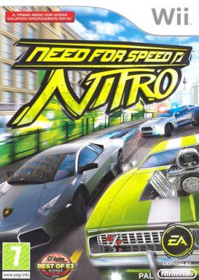 Immagine della copertina del gioco Need for Speed: NITRO per Nintendo Wii