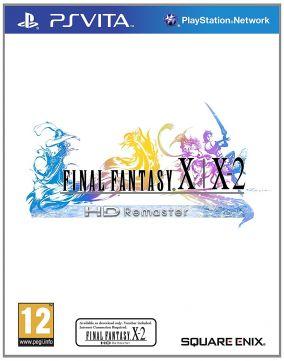 Copertina del gioco Final Fantasy X/X-2 HD Remaster per PSVITA