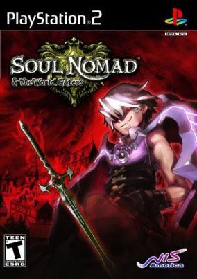 Copertina del gioco Soul Nomad & the World Eaters per PlayStation 2